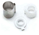 Moen Chateau 96987 Chrome Stop Tube Tub And Shower Faucet Valve Kit