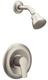 Moen T2802 Method Single Handle Posi-Temp Pressure Balanced Shower Trim with Shower Head