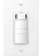 Panasonic FV-WCCS2-W Whispercontrol Condensation Sensor Humidity Control And Timer, White