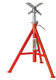 Ridgid 56662 Model Vj-99 V Head Low Pipe Sand 28-Inch-35-Inch Height Adjustment