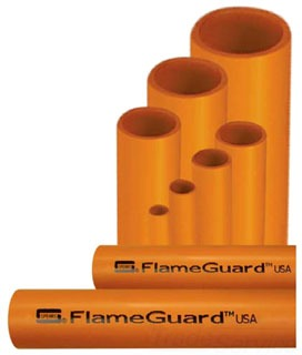 1-1/2 CPVC FIRE PROT PIPE
