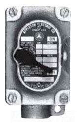 APP EDS175-F3W X-P TUMBLER SWITCH