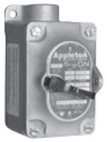APP EFS175F2 EXPL PROOF SWITCH