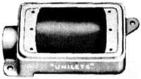 APP FS-1-75L 1G FS BOX 3/4 HUB