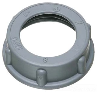 ARL 441 3/4 GRAY PLASTIC INSULATED BUSHING