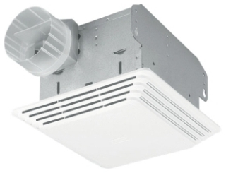 BROAN 676 EXHAUST FAN 110CFM 4.0 SONES