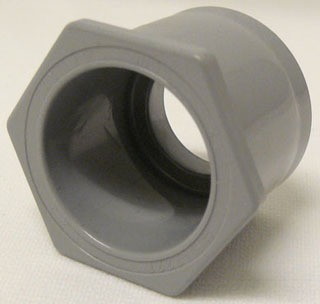 CANTEX 5142226 PVC 3 TO 2-1/2 REDUCING BUSHING