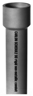 PVC49413-020 3 SCH 80 NM CONDUIT 20, CARLON
