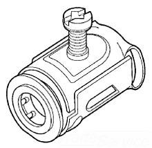 CCHC QLK75 3/4 ARMED CABLE CONN