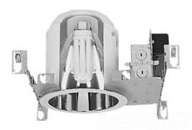 Eaton Lighting H285L 6 Inch 26 W Recessed Downlight Housing