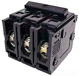 C-H BR3100 100A 3P SNAP-IN TYPE BR 120/240V CIRCUIT BREAKER