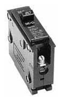 C-H BR120 20A 1P SNAP-IN CIRCUIT BREAKER 120/240V TYPE BR