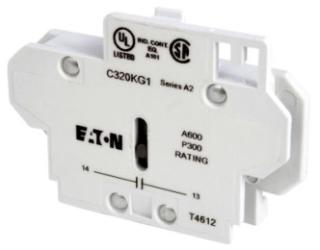C-H C320KG1 AUX CONTACT