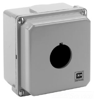 C-H 10250TN12 ENCLOSURE ELEMENT,2 CONTACT BLOCK DEPTH HD WATERTIGHT/OILTIGHT