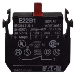 C-H E22B2 N.O. CONTACT