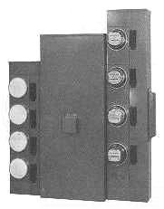 GE Distribution TMPR8412R 4Meter 125AMP Ringless Sockt Mtrmd