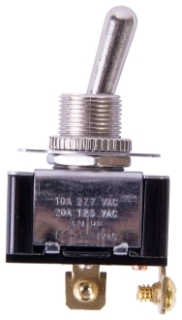GB GSW-11 SPST ON/OFF TOGGLE SWITCH (IDEAL 774011)(MCGL 0090-5196,BP-3)