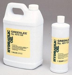 GREENLEE 4016-GB 1GAL HYDRAUL OIL B
