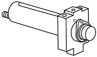 Greenlee 26366 2-1/2 Inch 90 Degrees Hydraulic Conduit Bender Follow Bar