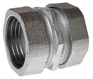 Raco 1822 1/2 in. Rigid/IMC Compression Coupling