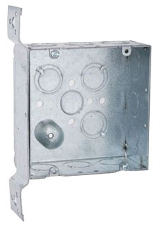 Raco 254 4-11/16SQ 2-1/8D BOX