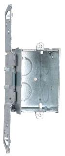 Raco 504 2-1/2D SW BOX W/FLAT BRKT
