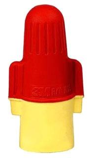 3M R/Y-JUG SpringConn RED/YEL SKRT 2#18-5#12 (500/jug) 80611454515 7000058824