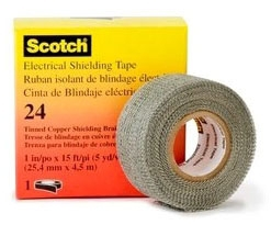 3M 24-1x15' SHIELDING BRAID TAPE 80012024016