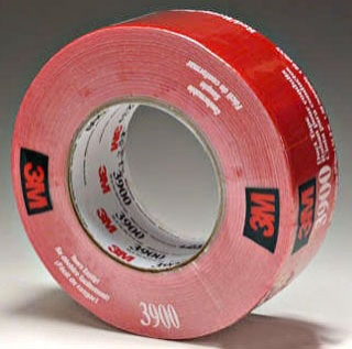 3M 3900-Red 48 mm x 548 m Duct Tape