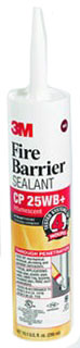 3M CP-25WB+ 10.1oz tube FIRE STOP CAULK