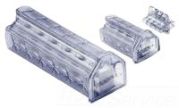 ILSCO PCT-2-4/0 ClearTap Ins Conn (2port)4/0-6 wire range 600V AL/CU