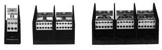 ILSCO PDB-16-2/0-1 PWR DISTR BLOCK BLOCK - 2/0 PRIMARY (6)14-4 SECONDARY