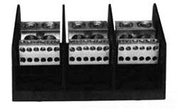 ILSCO PDB-24-500-3 PWR DISTR BLOCK DISTRIBUTION BLOCK 2-500MCM TO 4-4/0