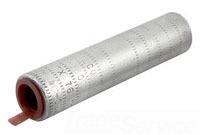 ILSCO UCS-1/0-Z 1/0 AlumCompression Sleeve Range taking AL/CU rated #1-1/0 wire range 10/pk