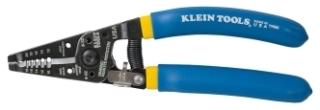 KLEIN 11055 WIRE STRIPPER/CUTTER 10-18AWG KLEIN-KURVE HANDLES