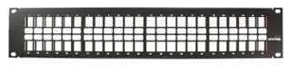 LEV 49255-H48 48 PORT CONFIGURABLE PATCH PANEL