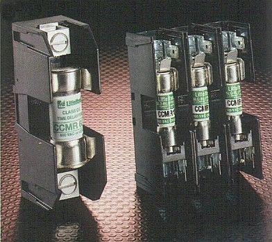 L-FSE L60030M-1C 1 POLE 30A 600V GANGABLE MIDGET FUSE BLOCK FOR: BLF BLN BLS FLA FLM FLQ FLU KLK KLKD KLQ FUSES