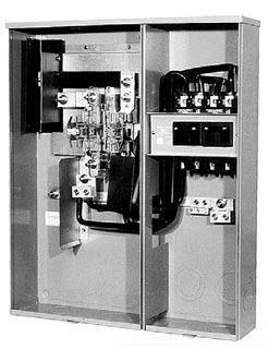 MILB U4031-O-2/200 320A METER MAIN (UG ONLY) W/2-200/2 BRKRS