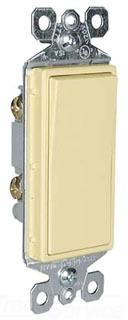 P&S TM870-W SINGLE POLE DECORATOR SWITCH WHITE