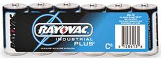 RAYOVAC ALC-6J Alkaline C Battery 6-pack UltraPro (shrink wrapped)