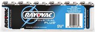 RAYOVAC AL9V-6J 9V Alkaline Battery 6-pack UltraPRO (shrink wrapped)