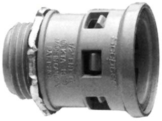 IPEX 089007 3/4 Inch PVC Threaded Male ENT Conduit Connector