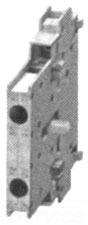 ITE 3RH1921-1DA11 AUX CONTACT BLOCK 1NO 1 NC SIDE MOUNT FOR SIZE S0