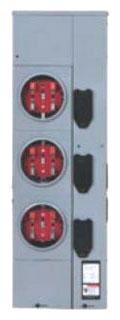 Siemens WMM3U Unif 3R Modmtr 3125A Sock 1P3W