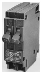 ITE Q1515 SP 15/15A TWIN CIRCUIT BREAKER