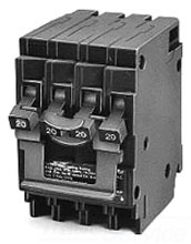 ITE Q21530CT 2P 15/30A 120/240V CB AND 30A/2 CT