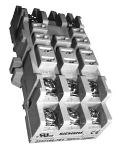 ITE 3TX7144-1E4 11PIN PANEL/DIN SOCKET FOR 3TX7121 RELAYS