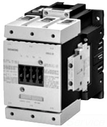 ITE 3RT10566AF36 CONTACTOR 90KW/400V/AC-3 AC 40-60HZ /DC OPERATION UC 110-127V AUXIL CONTACTS 2NO+2NC 3-POLE SIZE S6 BAR CONNECTIONS CONVENTION OPERATING MECHANISM SCREW TERMINAL