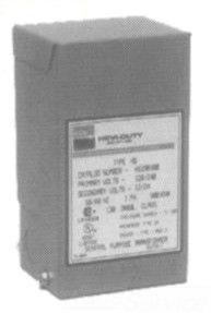 HEV HS1B50 .050KVA TFMR CONTROL TRANSFORMER 240/480 PRI 120/240 SEC