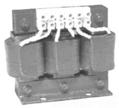 Square D RL04512 208 VAC 45 Amp 15 Hp 3-Phase Line Reactor